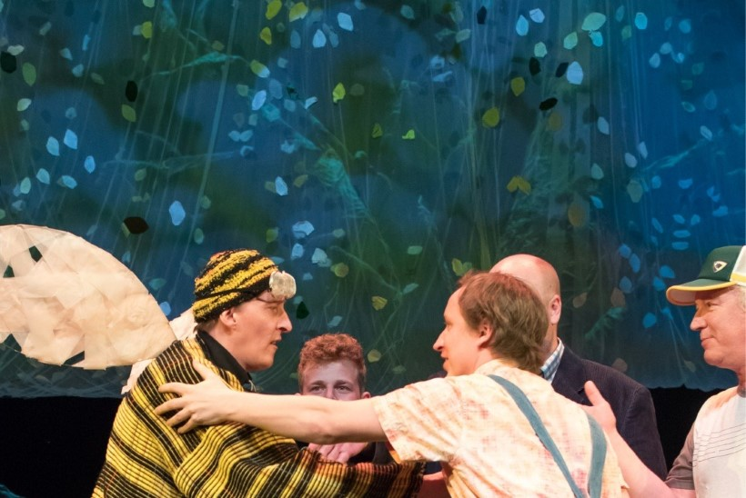GALERII | Kevadpidu Ugalas: Viljandi teater lõpetas lustlikult hooaja