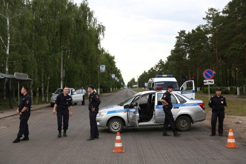 В Дзержинске произошел взрыв на заводе по производству авиабомб. В близлежащих домах выбиты стекла