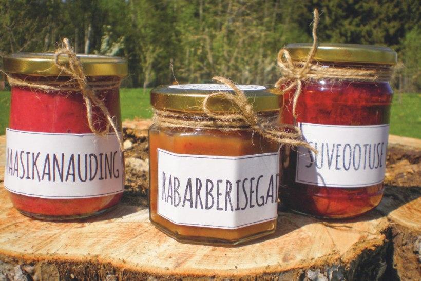 HOIDISTAMINE | Pista juba praegu purki maitseid, et ka talvel kevadet ja suve tunda!