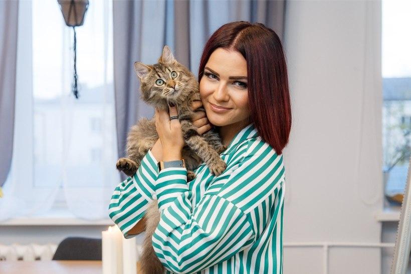 Merilin Taimre peab elukaaslase allergia tõttu ära andma oma kaks kassi