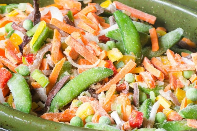 Ученые выяснили, почему замороженные овощи и фрукты полезнее свежих