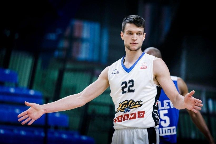 Eesti parima korvpalluri valimisel sündis väikene üllatuspomm, Martin Dorbek tegi ajalugu