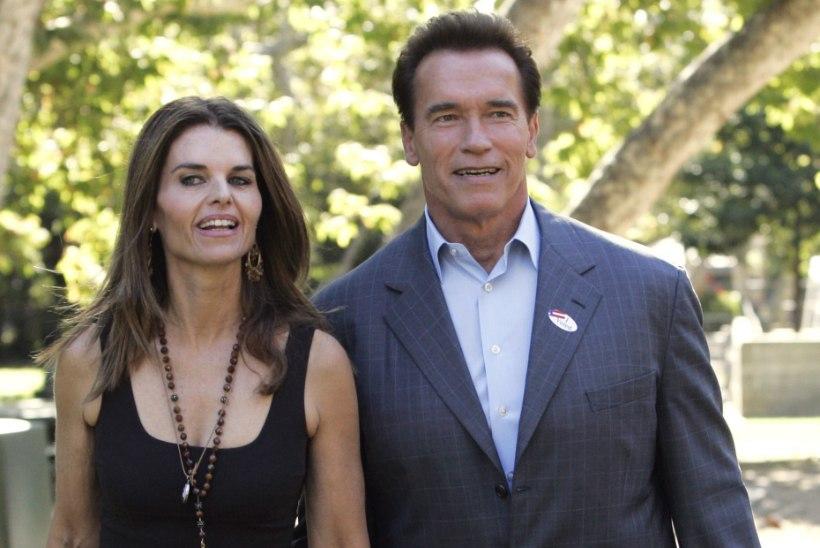 """Schwarzeneggeri tütar abiellus """"Tasujate"""" tähega"""