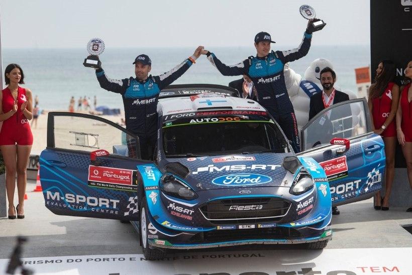 TOHOH! WRC tippsõitja lõpetas vahetult enne Sardiinia rallit koostöö oma kaardilugejaga