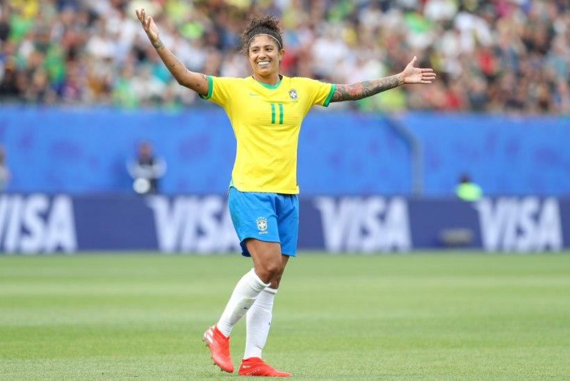 Brasiillane jättis Cristiano Ronaldo rekordist ilma
