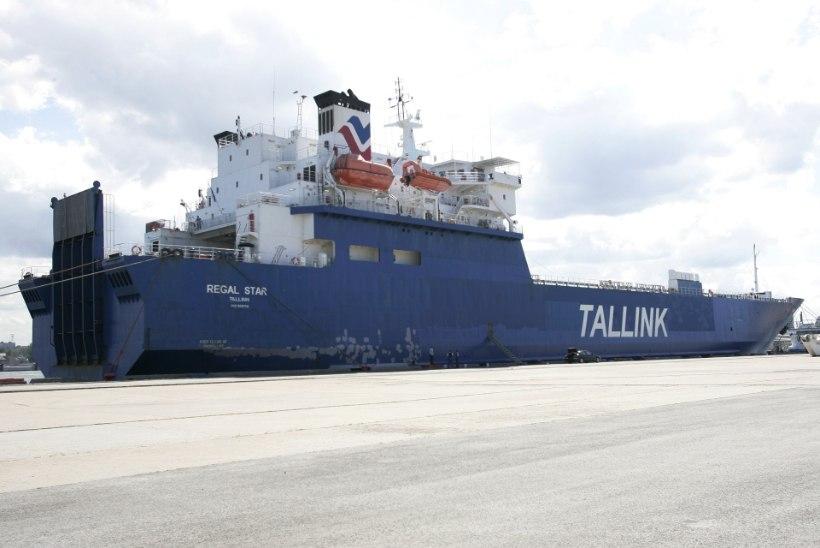 Aprillis kasvas Eestis nii eksport kui ka import, tõus on võrreldes möödunud aastaga neli protsenti