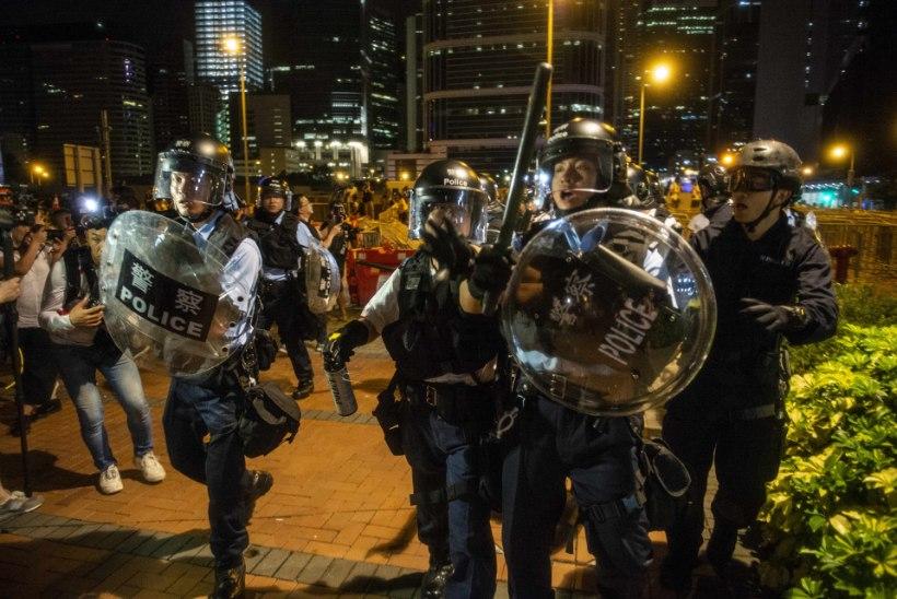 Hong Kongis tuli üle miljoni inimese tänavatele protestima