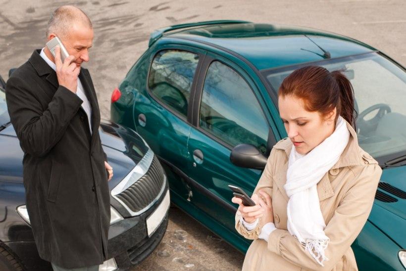 Kellele helistavad eestlased esimesena pärast liiklusõnnetust?