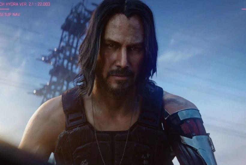 """VOT SEE ON PUNK! Keanu Reeves liitub Poola mängustuudio suurprojekti """"Cyberpunk 2077-ga"""""""