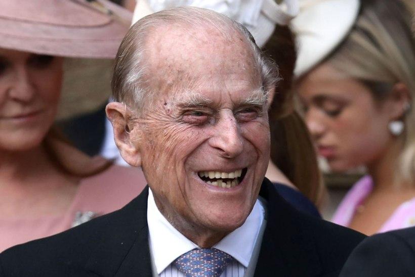 PALJU ÕNNE! Prints Philip saab täna 98aastaseks