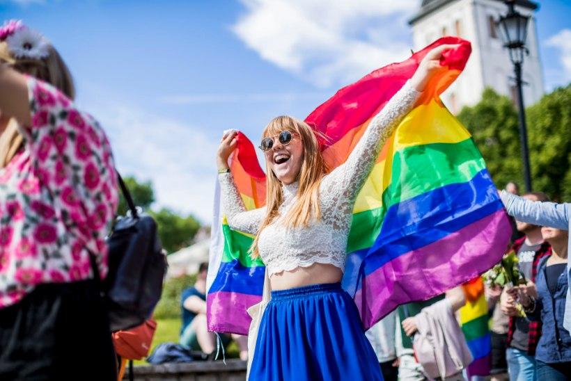Eestlased suhtuvad LGBT kogukonda aina positiivsemalt, kooseluseaduse vastased on vähemuses