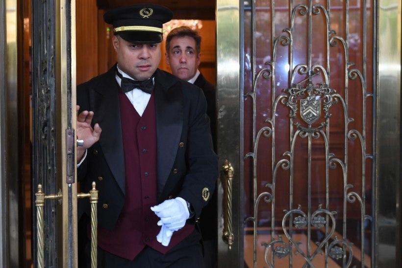 Trumpi eksadvokaadi vanglaelul pole väga vigagi