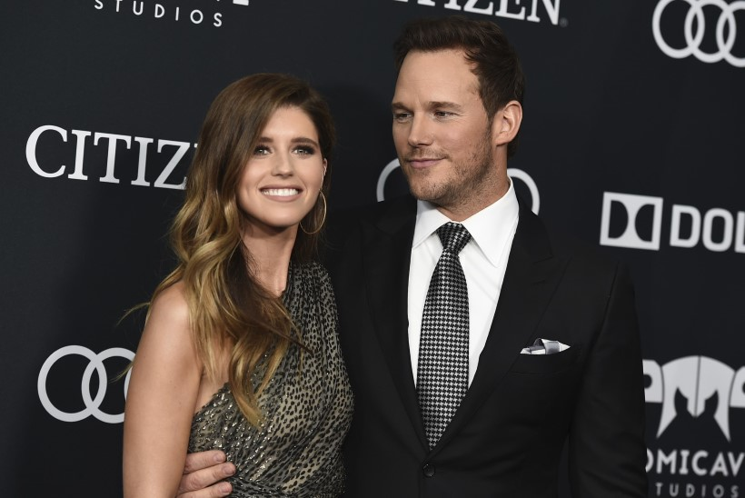 Chris Pratt abiellus Arnold Schwarzeneggeri tütrega