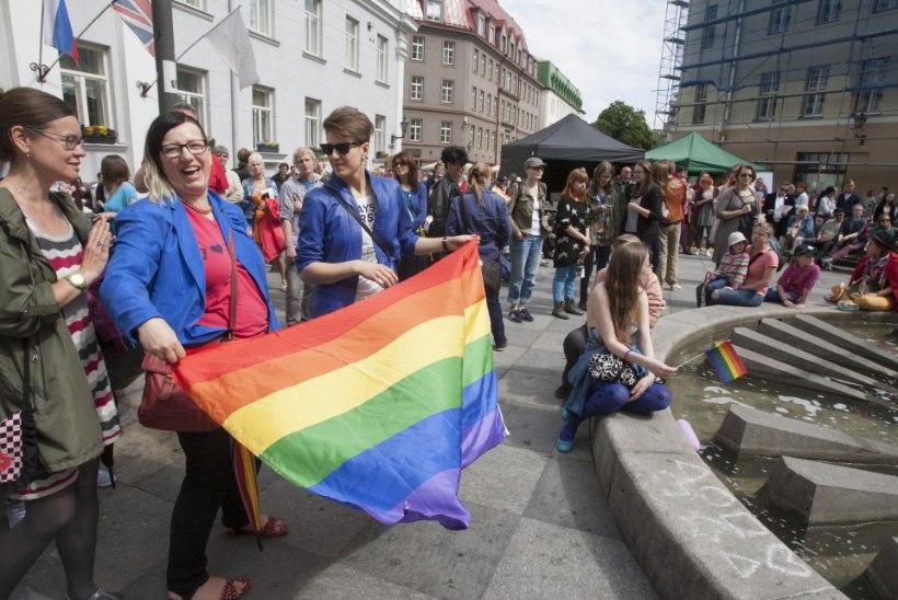 EESTI VASTUOLU: homoseksuaalsus on vastuvõetamatu, aga kooseluseadus õige