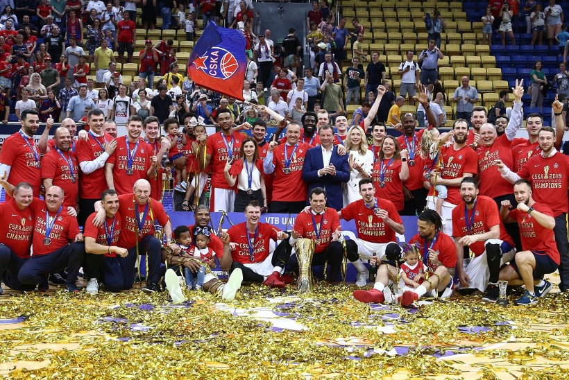 CSKA lõpetas hiilgava hooaja tiitliga, aga kaotas võtmemängija Barcelonale