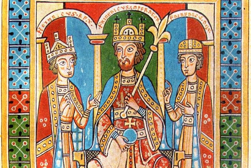 MINEVIKUHETK | 10. juuni: Friedrich Barbarossa uppus Salephi jõkke