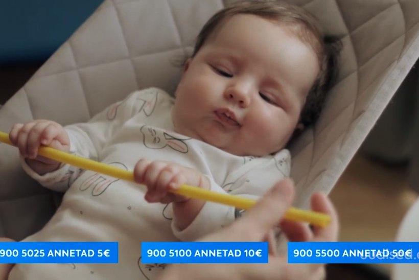 TV3 VIDEO   MILJON JUBA KOOS! Kolmekuune haruldase geenihaigusega Annabel vajab ellu jäämiseks maailma kalleimat ravimit