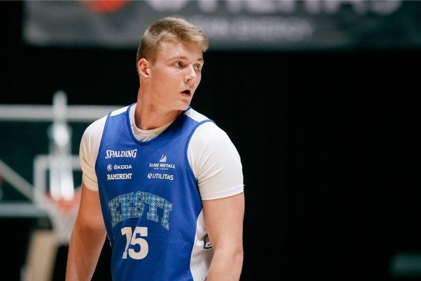 SUPER! Eesti korvpallikoondislane liitus tugeva Itaalia klubiga
