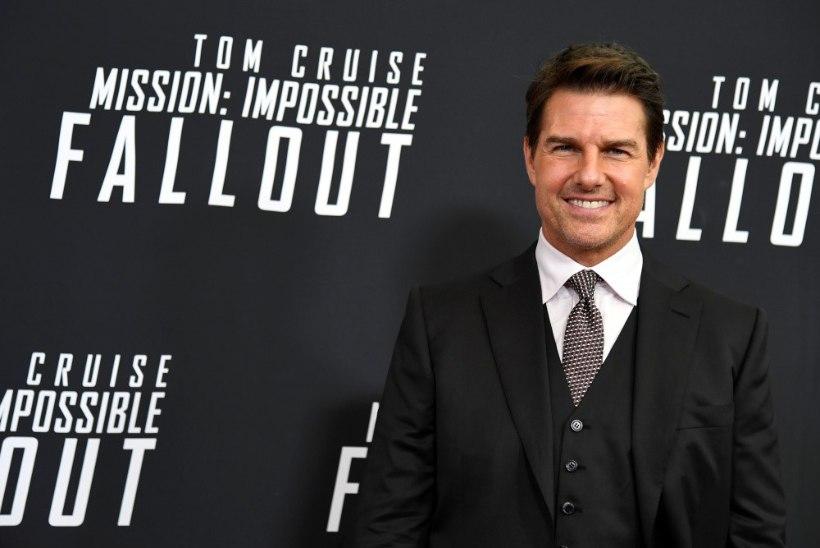Justin Bieber nõuab, et Tom Cruise temaga maadleks