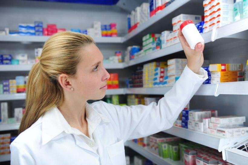 UUS VÕIMALUS: retsepte saab nüüd pikendada ka apteegis