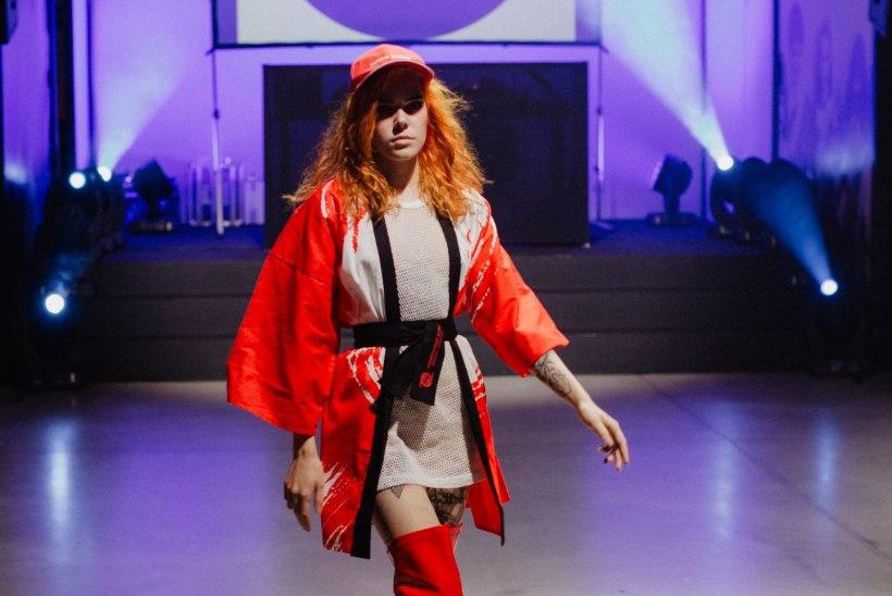 PILDIGALERII | Estonian Fashion Festivali suurejooneline moeetenduste grand finale ERMis