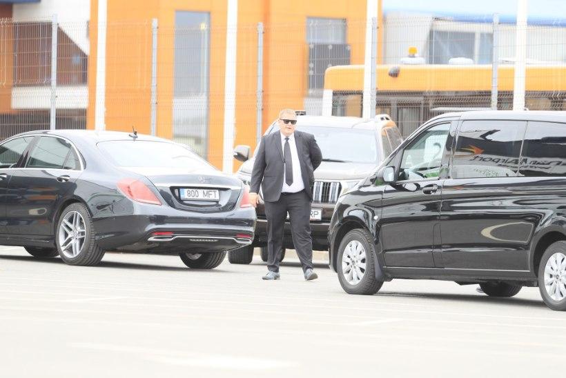 VIDEO JA GALERII | Otse Los Angelesest! Christopher Nolan ja John David Washington saabusid Tallinnasse!