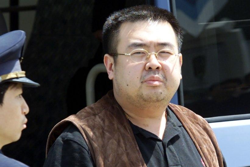 Kim Jong-uni mõrvatud poolvend võis olla CIA informaator