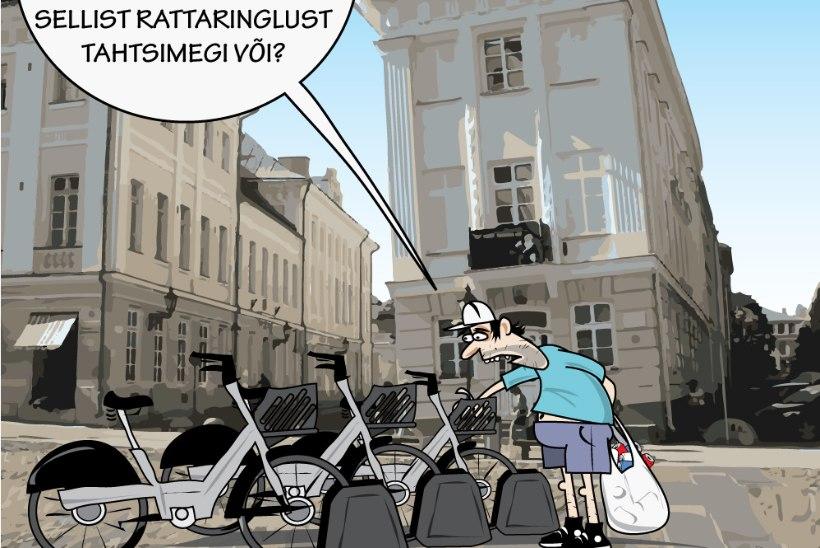 Juhtkiri | Aktivistide entusiasm paneb rattad käima