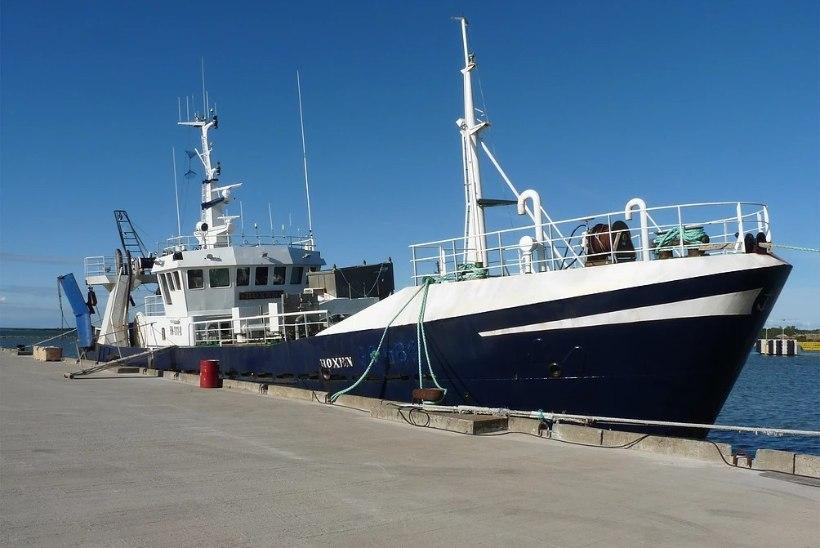 Venemaa nõuab kinnipeetud traaleri ja 7 tonni kala eest 720 000 eurot