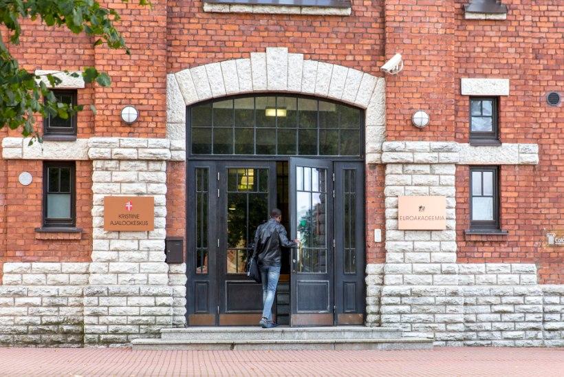 Haridusministeerium tahab Euroakadeemia kinni panna