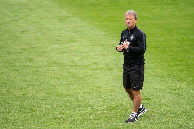 SUUR ÜLEVAADE | Eesti jalgpallikoondise suurimad krahhid ning Martin Reimi negatiivne juubel