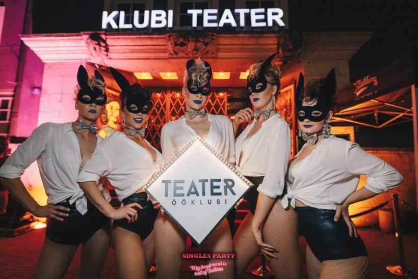 KUUM PEOGALERII | Vallaliste kohtumispaigaks on Klubi Teater