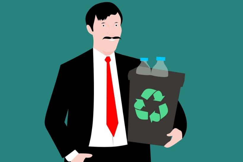 SUUNANÄITAJA: Ülemiste City loobub tavaliste plastnõude kasutamisest