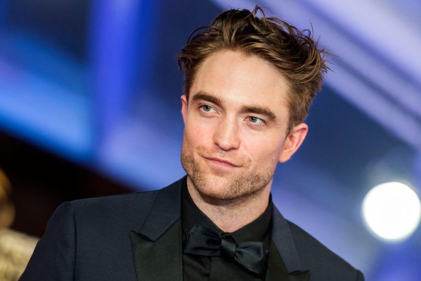 """Robert Pattinson taandus """"Teneti"""" tõttu uuest filmist"""
