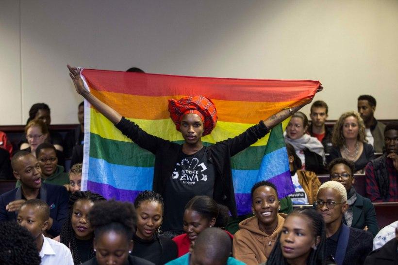 Botswana tühistas homoseksuaalseid suhteid keelava seaduse