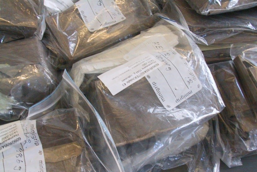 Maksuamet maadleb posti teel käiva narkoäriga