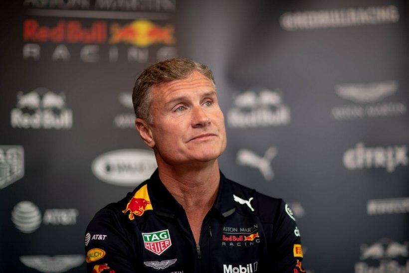 """""""Sa oled kusepea."""" Miks tahtis Räikkönen tiimikaaslasele Coulthardile pasunasse kütta?"""