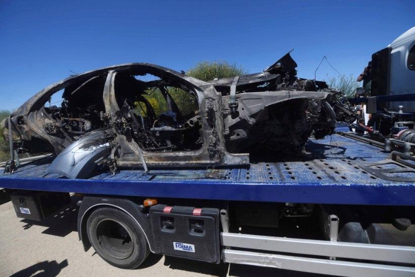 Reyese surmasõidu ellujäänu: auto lendas läbi õhu, meil puudus kontroll
