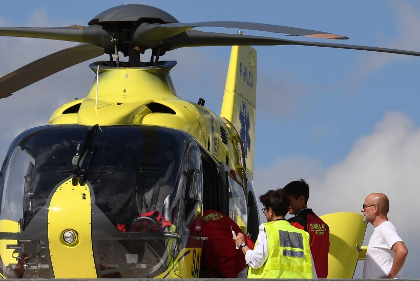 KARM KUKKUMINE: Neljakordne Tour de France'i võitja murdis reieluu ja viidi rattarajalt otse haiglasse