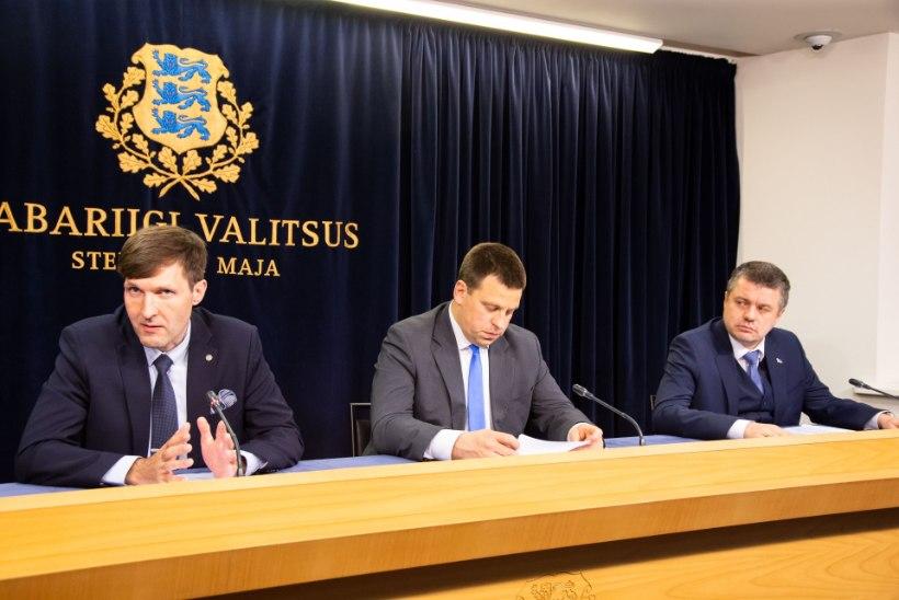 Urmas Reinsalu ÜRO julgeolekunõukogust: oleme juba rahaliselt plussis
