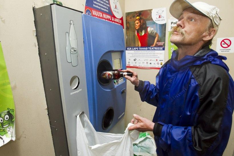 Miks ei võta automaat sinu pudelit vastu? Põhjuseid leiab mustmiljon