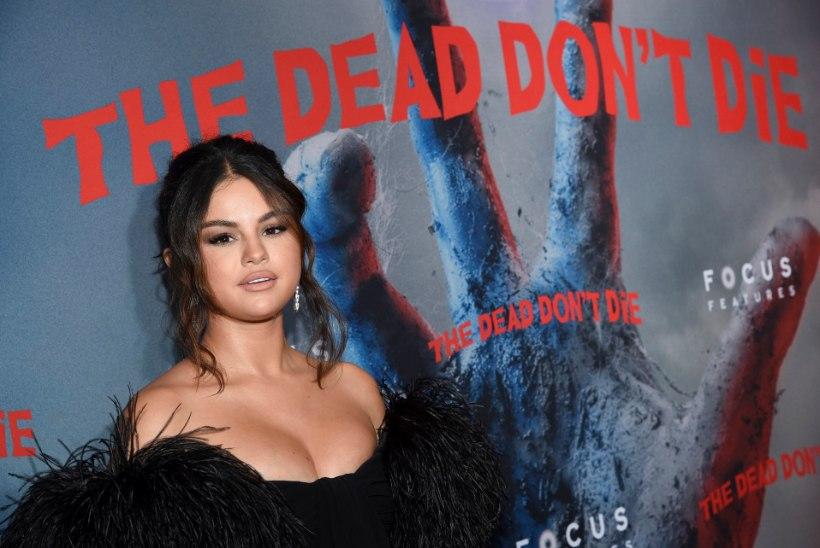 Selena Gomez: sotsiaalmeedia on ebatervislik