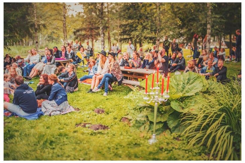 Juba homme algab Eesti ainus rändav kultuurifestival Võnge, tähistades Altja rannakülas enda viiendat sünnipäeva