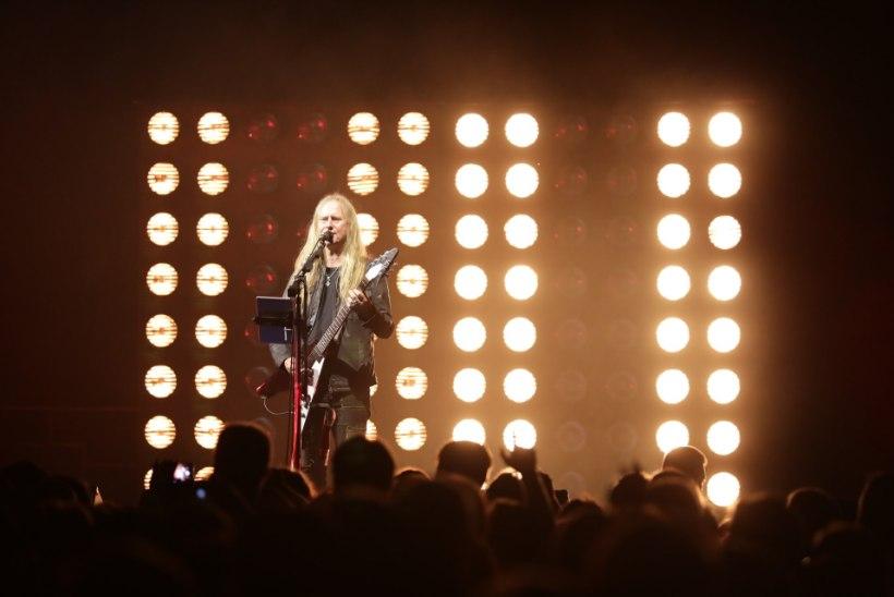 GALERII | Alice in Chains tegi Saku Suurhallis rokisõpradele mürglit