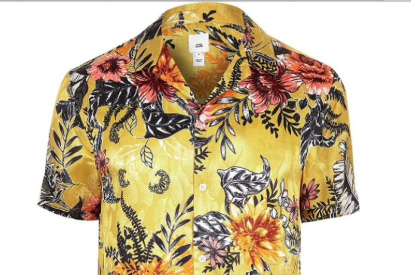 Kas troopilise mustriga särki kandev mees on tropp või hoopis moehai?