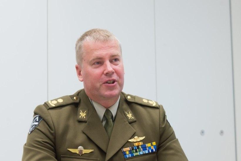 Valitsus nimetas Kaitseliidu ülemaks kolonel Riho Ühtegi