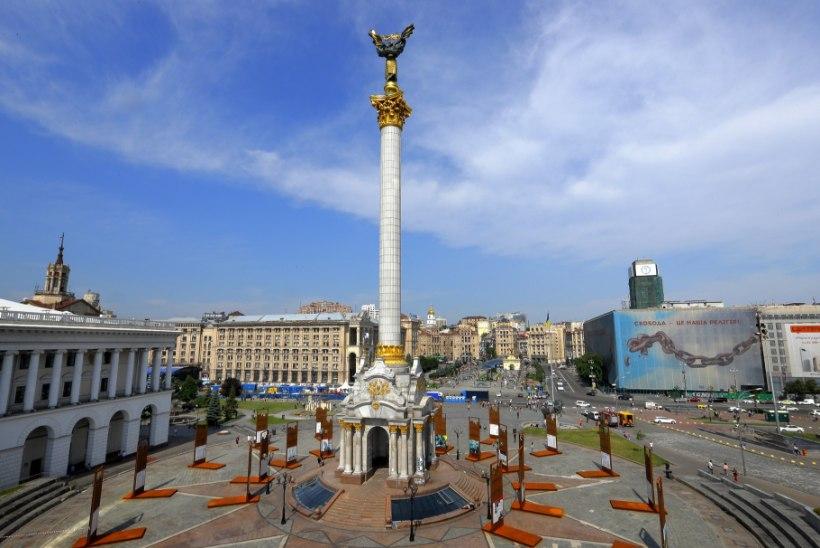 Ukrainlaste soov täitus: Kiievi asemel nüüd Kyiv
