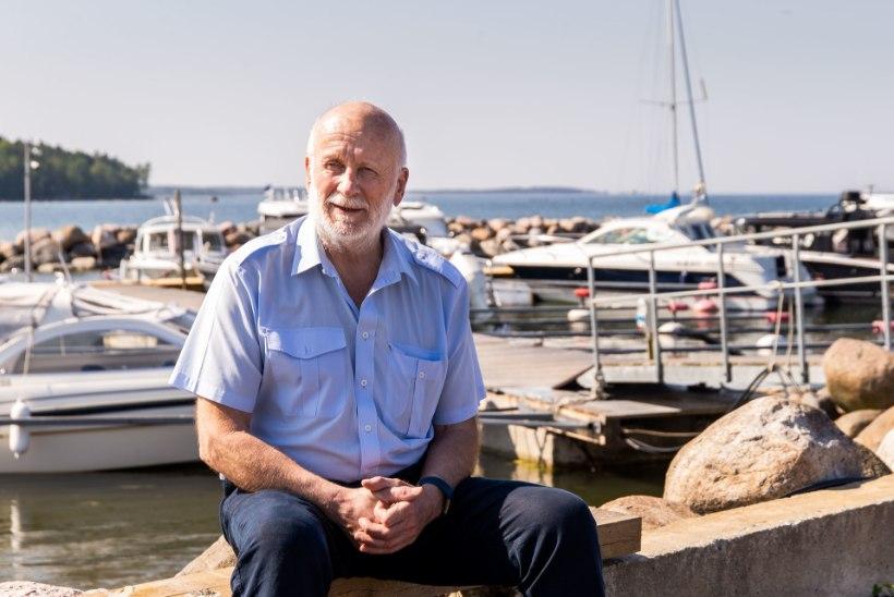 Legendaarne kapten Peedu Kass: merd, naisi ja tuld võib lõpmatuseni vaadata
