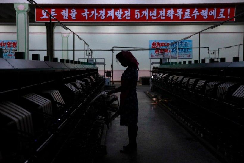 SUNDABIELU JA SUNDABORT: Põhja-Koreast põgenenud naistest said Hiinas inimkaubanduse ohvrid
