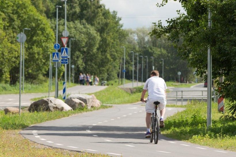 Eesti rattateede kohta on digikeskkonnas puudulik info